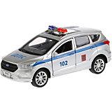 Машинка Технопарк Ford Kuga Полиция, 12 см