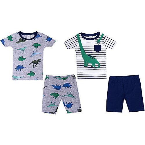 Пижама 2 шт carter's для мальчика - серый от carter`s