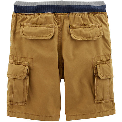 Шорты carter's для мальчика - коричневый от carter`s