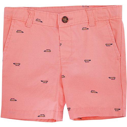 Шорты carter's для мальчика - блекло-розовый от carter`s
