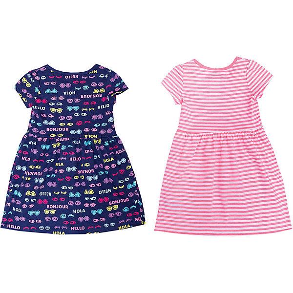 Платье 2 шт carter's для девочки