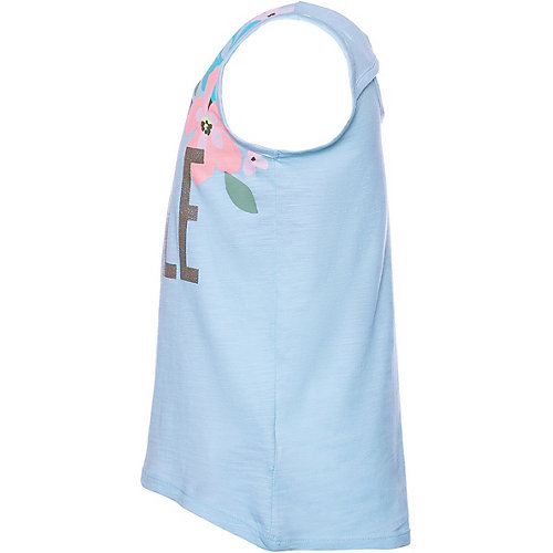 Майка carter's для девочки - голубой от carter`s