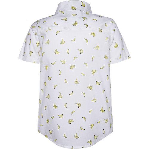 Рубашка carter's для мальчика - белый от carter`s