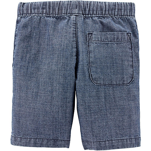 Шорты carter's для мальчика - синий от carter`s