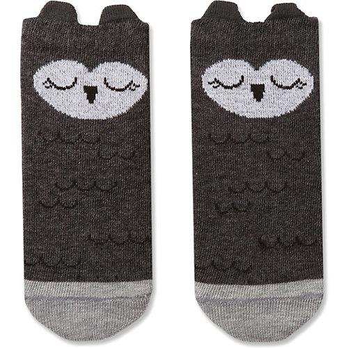 Носки Наше ТМ Капризуля, 2 пары - темно-серый от НАШЕ