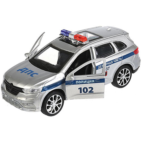 Инерционная машина Технопарк Renault Koleos, Полиция от ТЕХНОПАРК