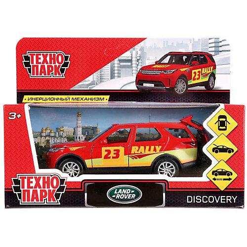 Инерционная машина Технопарк Land Rover, Discovery, Спорт от ТЕХНОПАРК