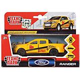 Инерционная машина Технопарк Пикап Ford Ranger, Cпорт