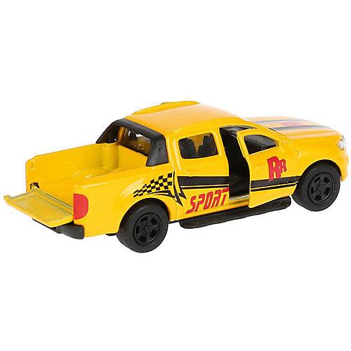 Инерционная машина Технопарк Пикап Ford Ranger, Cпорт от ТЕХНОПАРК