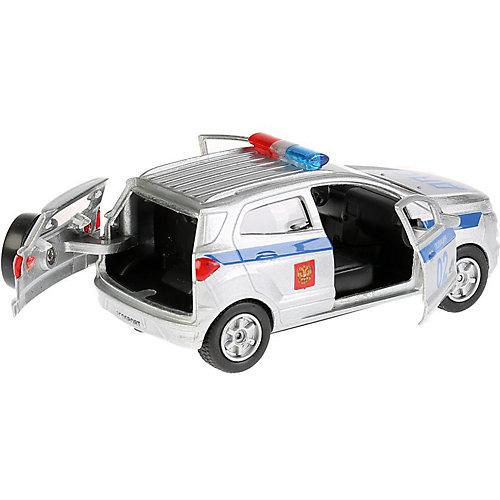 Инерционная машина Технопарк Ford Ecosport, Полиция от ТЕХНОПАРК