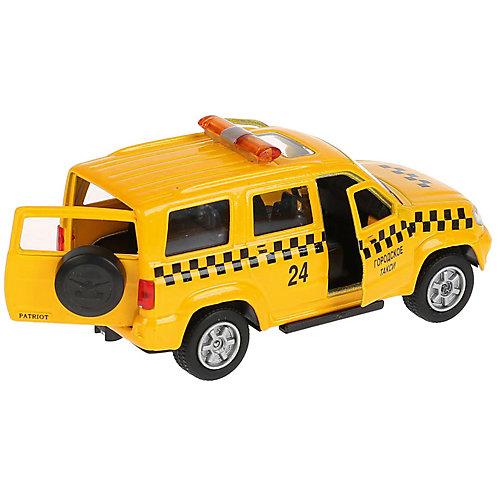 Инерционная машина Технопарк УАЗ Patriot, Такси