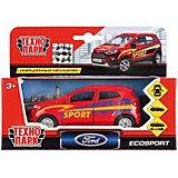 Инерционная машина Технопарк Ford Ecosport, Спорт