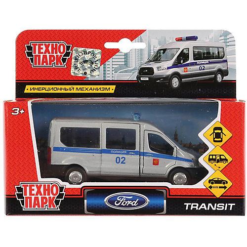 Инерционная машина Технопарк Ford Transit, Полиция от ТЕХНОПАРК