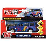 Инерционная машина Технопарк Mitsubishi Pajero Sport
