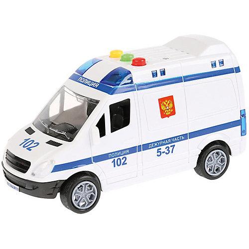 "Инерционная машина Технопарк ""Микроавтобус"", Полиция от ТЕХНОПАРК"