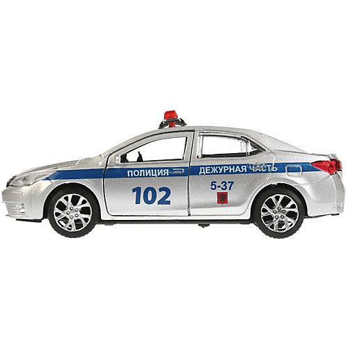 Инерционная машина Технопарк Toyota Corolla, Полиция от ТЕХНОПАРК