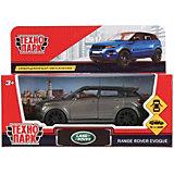 Инерционная машина Технопарк Land Rover, Range Rover Evoque, серый
