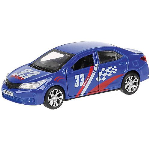 Инерционная машина Технопарк Toyota Corolla, Спорт от ТЕХНОПАРК