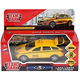 Инерционная машина Технопарк Lada Vesta SW Cross, Такси