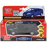 Инерционная машина Технопарк Ford Focus, черный