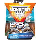Мини-машинка Spin Master Monster Jam, оранжевая