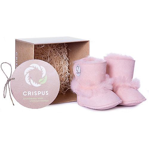 Пинетки Crispus - розовый от Crispus