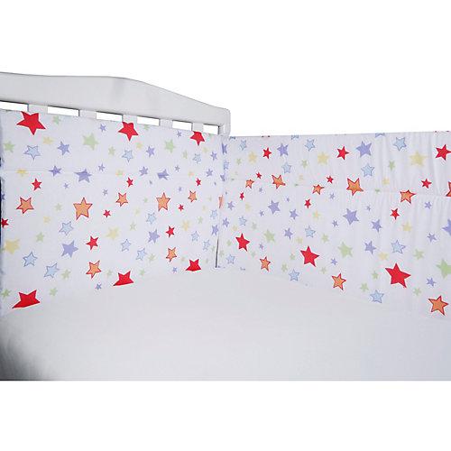 """Бортик на кроватку Эдельвейс """"Млечный путь"""", 30х360 см от Эдельвейс"""