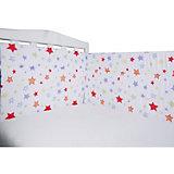 """Бортик на кроватку Эдельвейс """"Млечный путь"""", 30х360 см"""