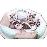 Комплект в кроватку Эдельвейс, 6 предметов