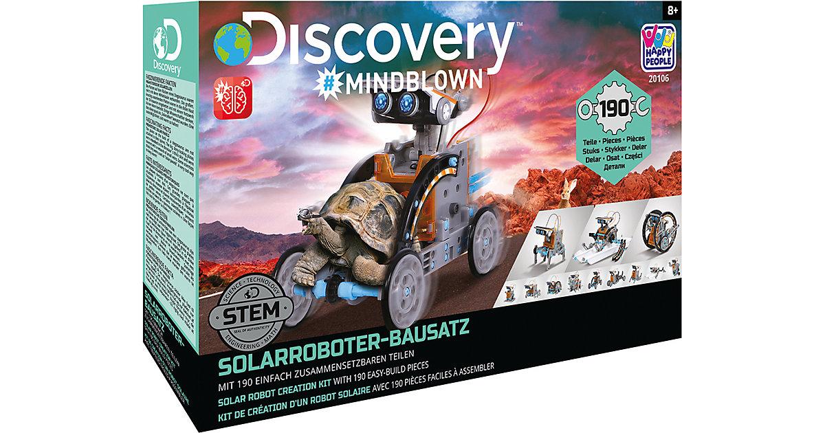 Discovery Solarfahrzeug-Set