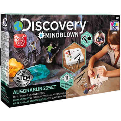 Discovery Ausgrabungsset