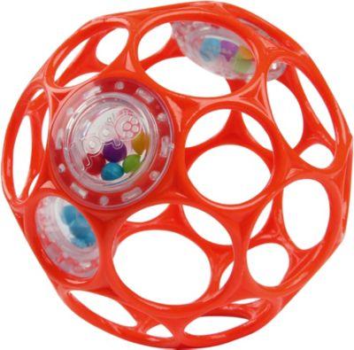 Baby Spielzeug Greifling mit Rassel Ball Nickipl/üsch