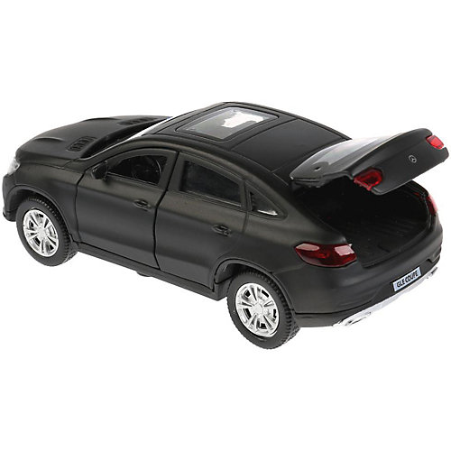 Машина Технопарк Mersedes-Benz GLE coupe от ТЕХНОПАРК