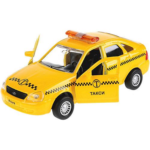 Машина Технопарк Lada Priora хэтчбэк такси от ТЕХНОПАРК