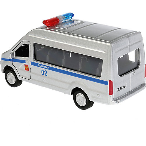 Машина Технопарк «Газель Такси» от ТЕХНОПАРК