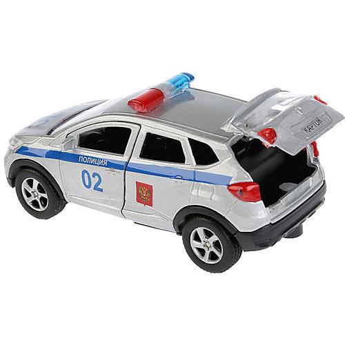 Машина Технопарк Renault Kaptur от ТЕХНОПАРК