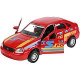 Машина Технопарк Lada Priora хэтчбек спорт