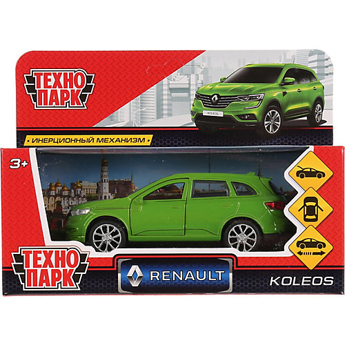 Машина Технопарк Reno Koleos от ТЕХНОПАРК