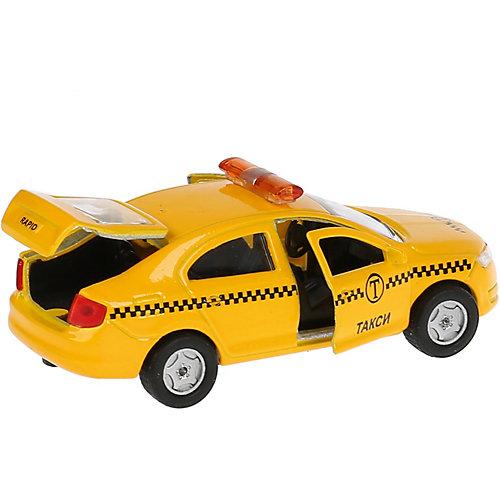 Машина Технопарк Skoda Rapid Такси от ТЕХНОПАРК
