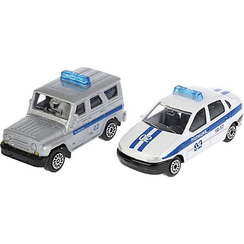 Шар-парковка Технопарк «Полиция»