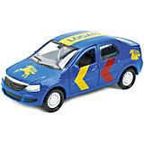 Машина Технопарк Renault Logan