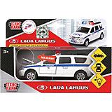 Машина Технопарк «Лада Ларгус Полиция»
