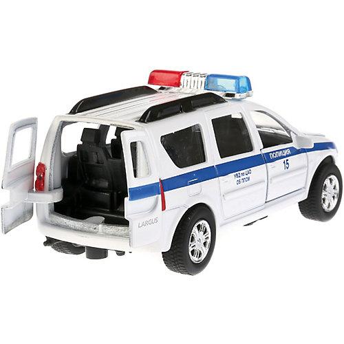 Машина Технопарк «Лада Ларгус Полиция» от ТЕХНОПАРК