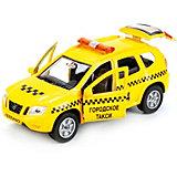 Машина Технопарк Nissan Terano Такси