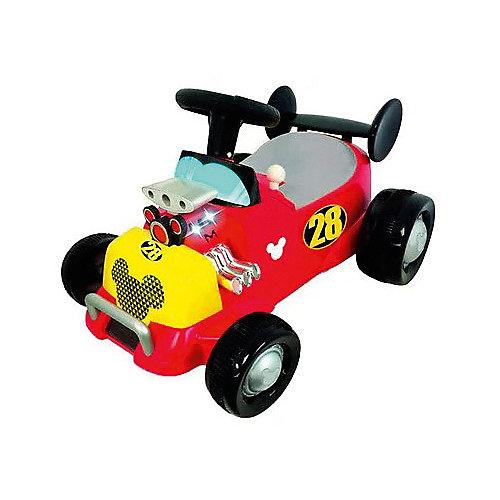 """Каталка - автомобиль Kiddieland """"Спортивная машина Микки Мауса"""" от Kiddieland"""