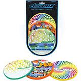 Игровой набор летающих дисков Disceez