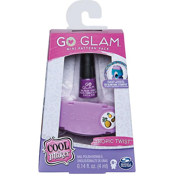 Go Glam Nails - Fashion Pack - Mini, Cool Maker bvSWz1