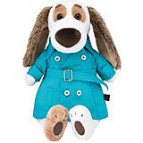 Мягкая игрушка Budi Basa Собака Бартоломей в плаще, 27 см