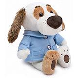 Мягкая игрушка Budi Basa Собака Бартоломей Baby в пиджачке, 19 см