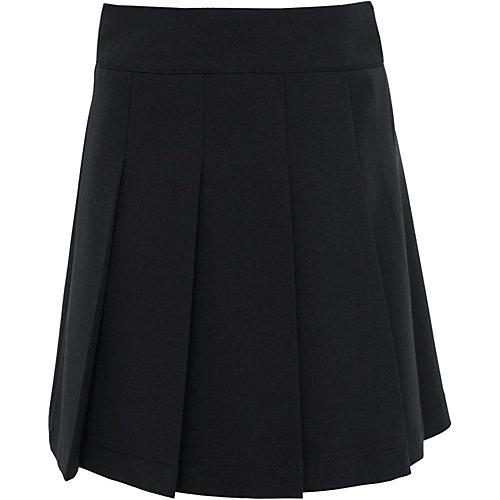 Юбка SLY для девочки - черный